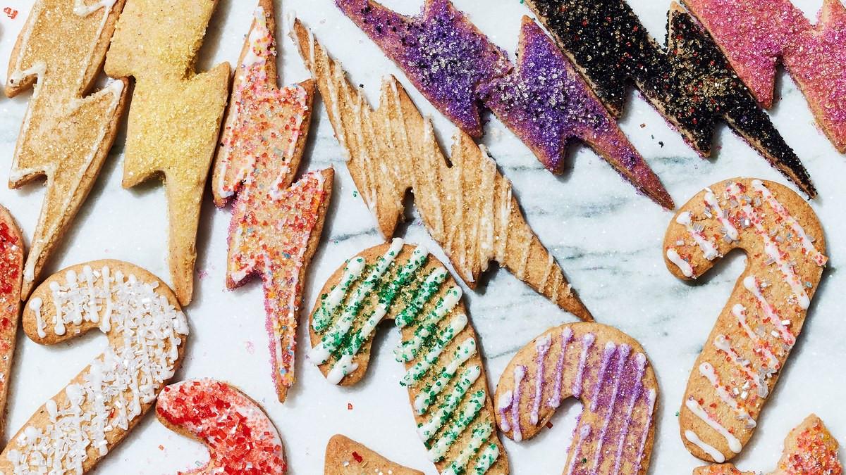 Bon Appetit Christmas Cookies  Simple Christmas Cookies
