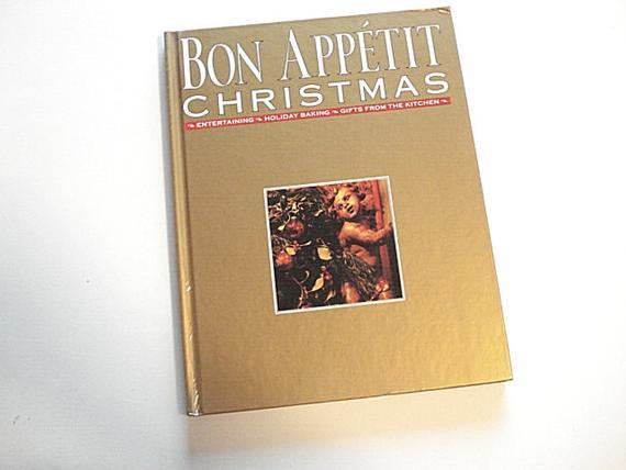 Bon Appetit Christmas Cookies  Bon Appetit Christmas Holiday Recipes Christmas Food