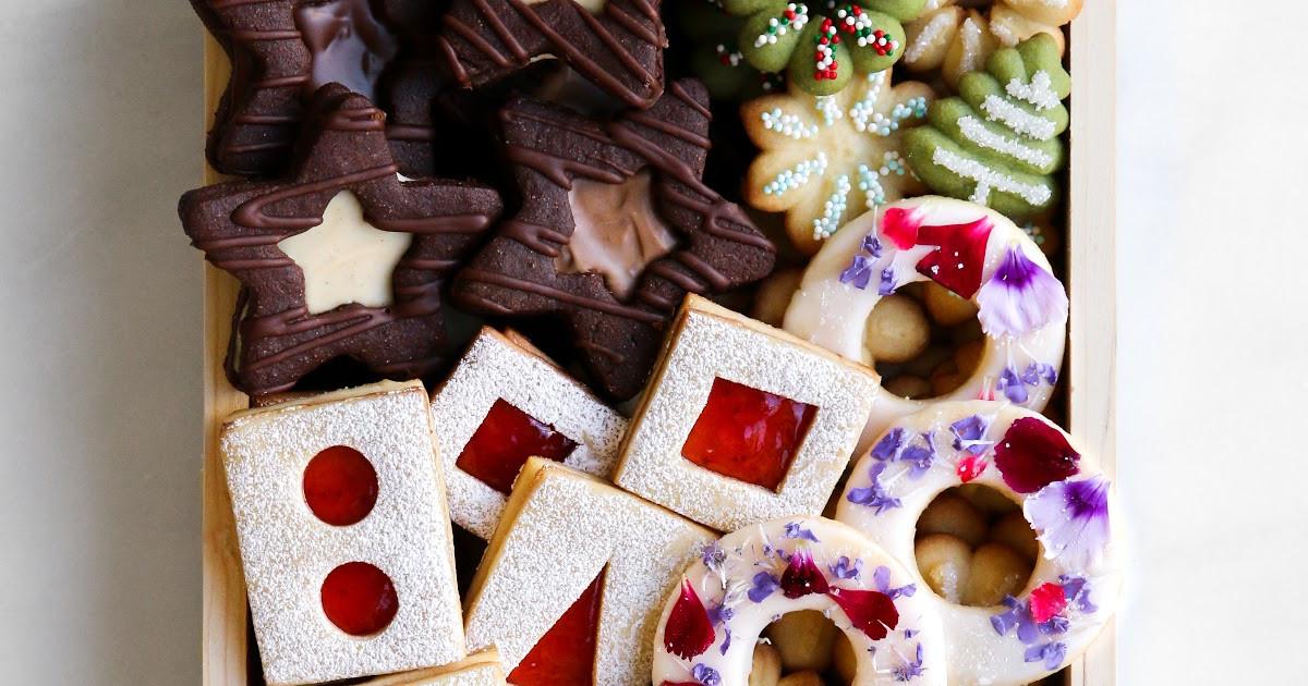 Bon Appetit Christmas Cookies  Bon Appetit Holiday Cookie Box