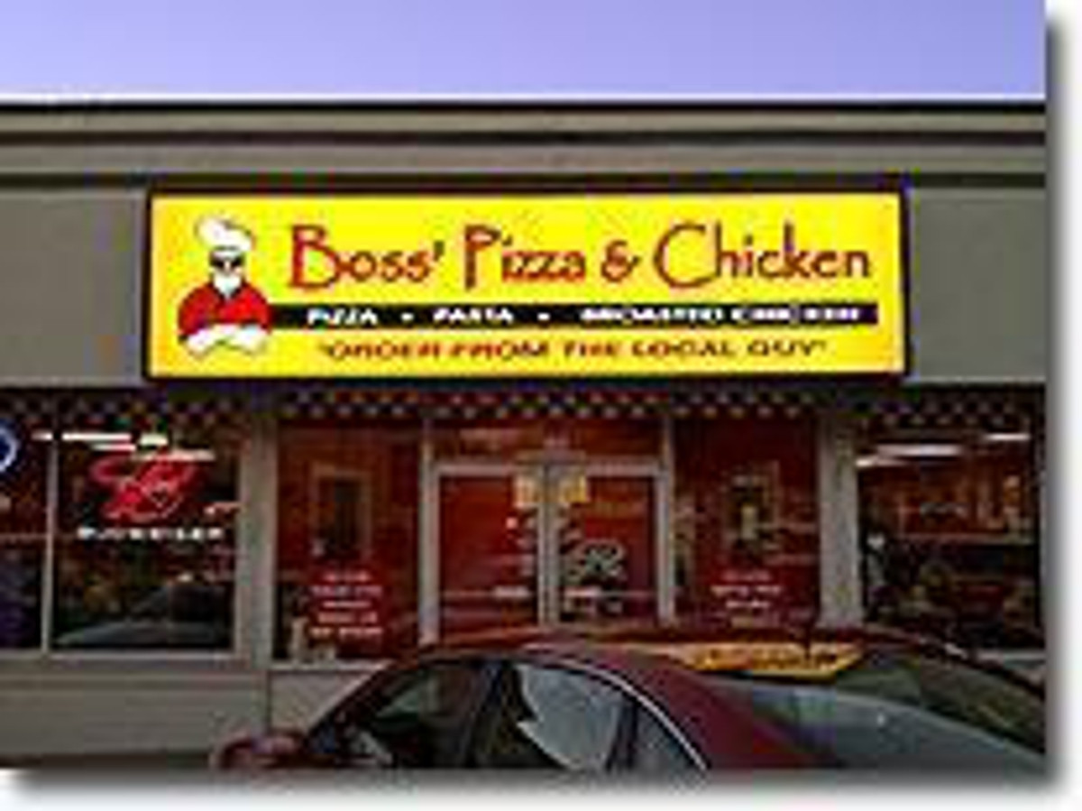 Boss Pizza And Chicken Sioux Falls