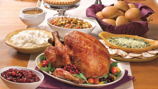 Boston Market Christmas Dinner  Thanksgiving is the Super Bowl for Boston Market