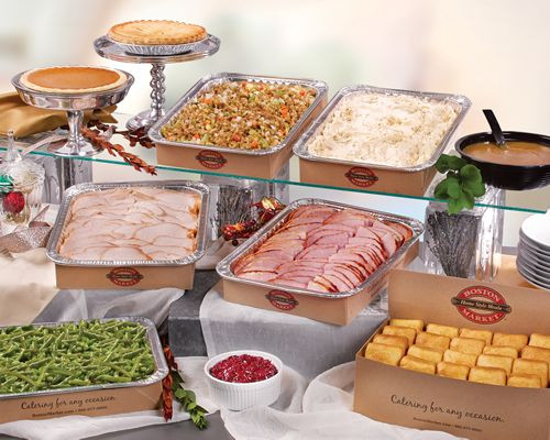 Boston Market Christmas Dinner  Boston Market