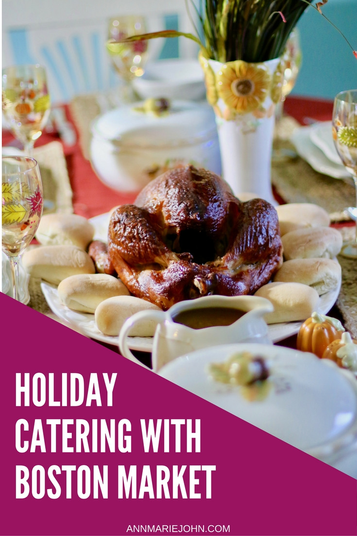 Boston Market Christmas Dinner  Holiday Catering Made Simple With Boston Market