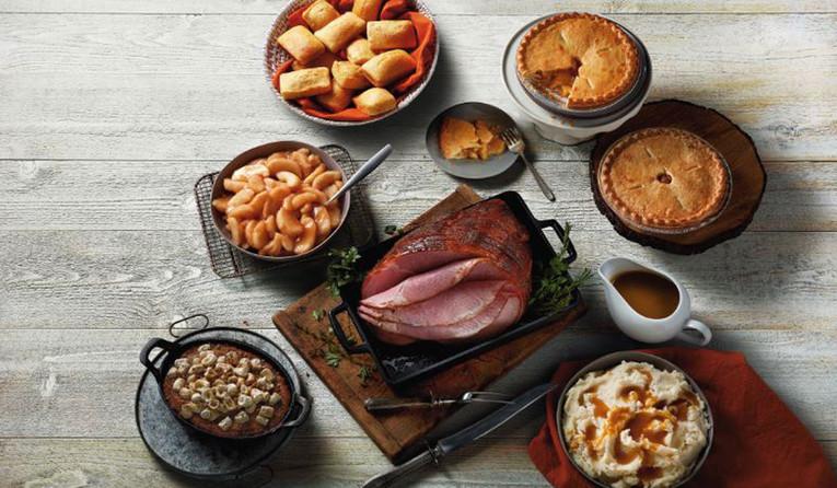 Boston Market Christmas Dinner  Boston Market fering Easter Heat & Serve Ham Dinner for