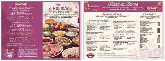 Boston Market Christmas Dinner  Last Minute Thanksgiving Side Dish Idea with Boston Market