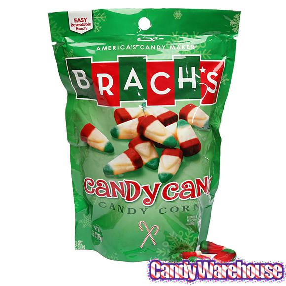 Brach Christmas Candy  Brach s Candy Cane Candy Corn 15 Ounce Bag