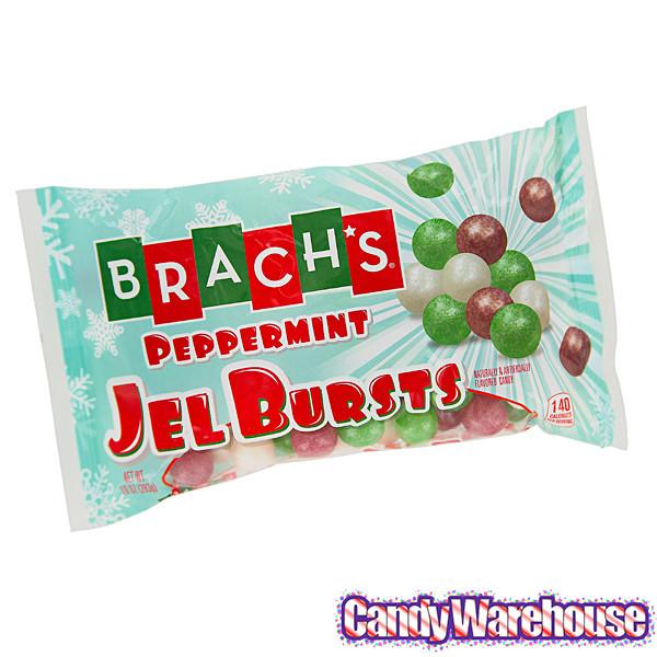 Brach Christmas Candy  Brach s Christmas Jel Bursts Candy 10 Ounce Bag