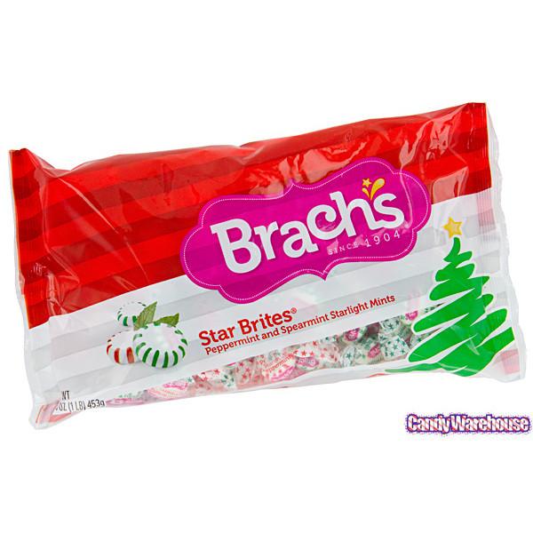 Brach Christmas Candy  Brach s Christmas Star Brites Candy 16 Ounce Bag