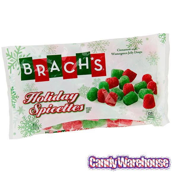 Brach Christmas Candy  Brach s Holiday Spicettes