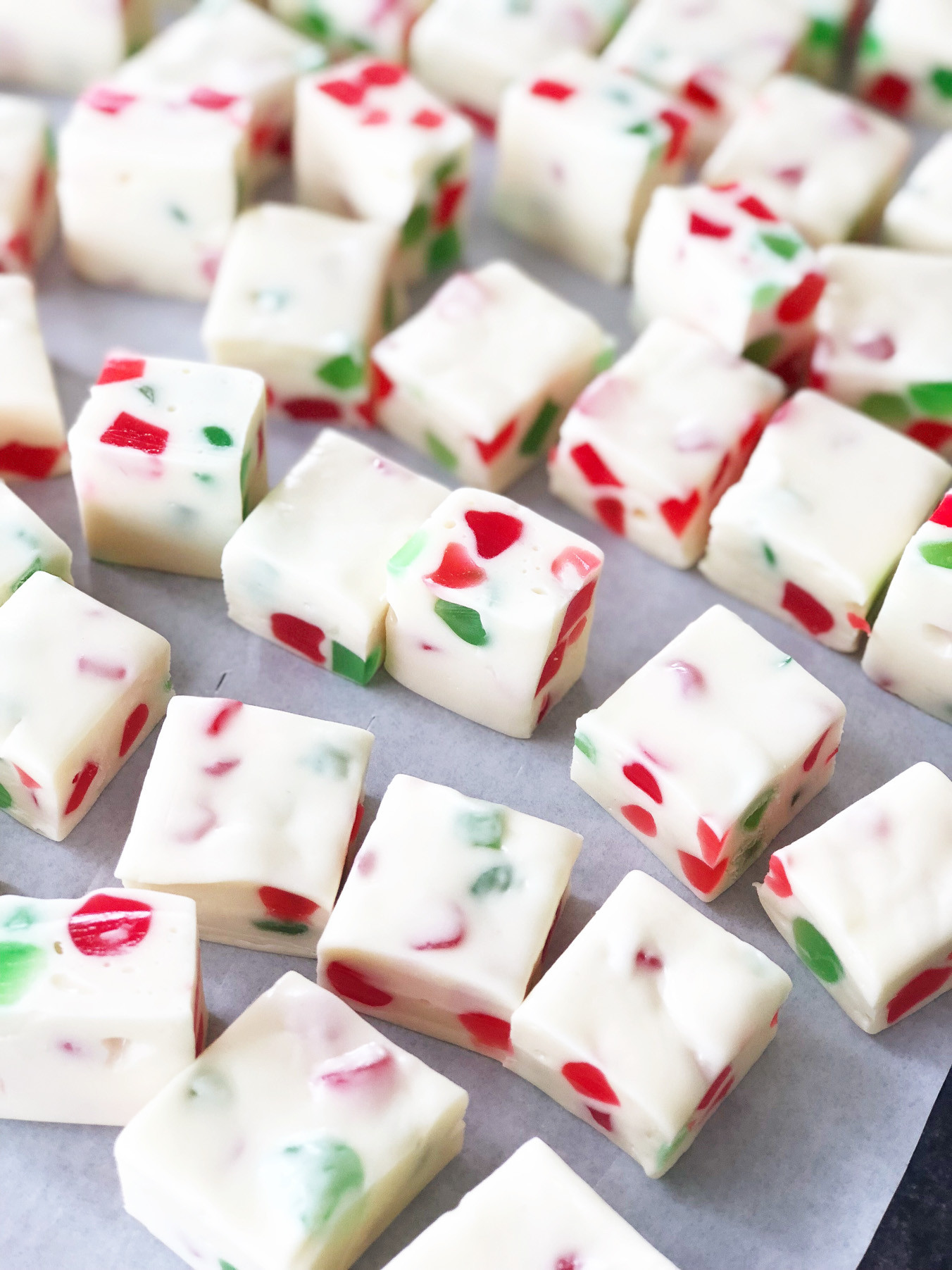 Brach'S Christmas Nougat Candy  Easy Christmas Gumdrop Nougat Candy A Pretty Life In The