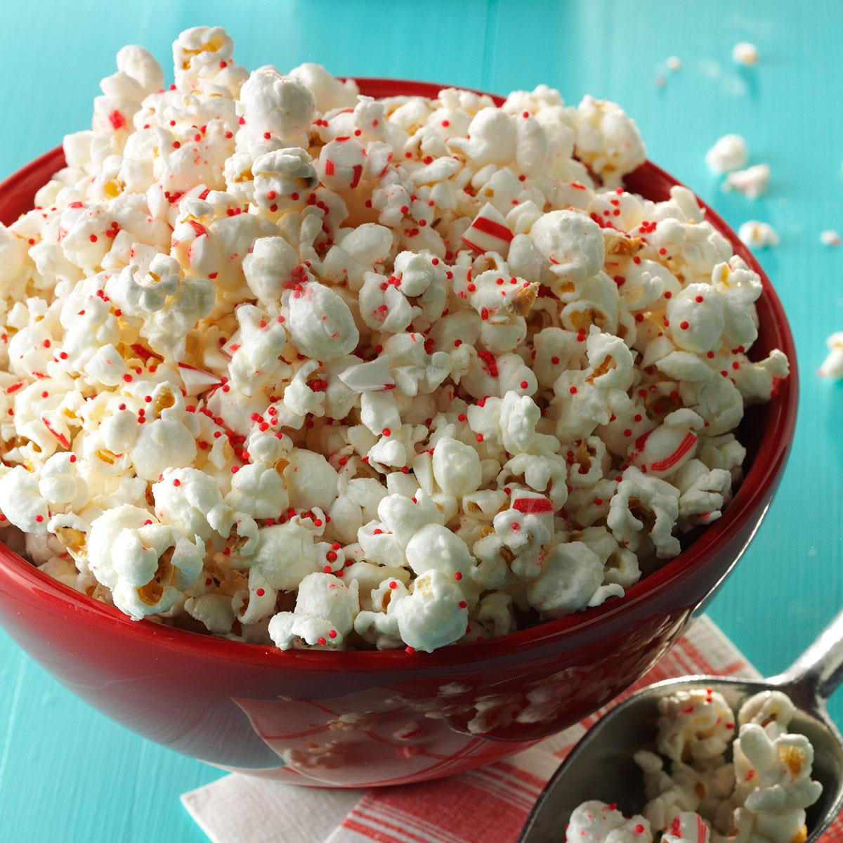 Brach'S Christmas Nougat Candy  Peppermint Popcorn Recipe