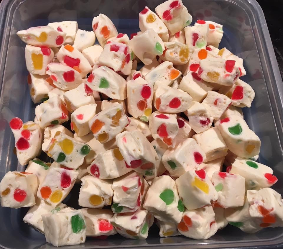 Brach'S Christmas Nougat Candy  Easy Nougat Java76