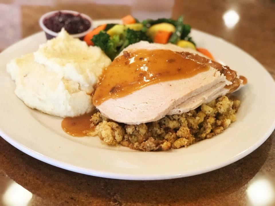 Breakfast Open On Thanksgiving  East Bay diners hof braus waterfront buffets open on