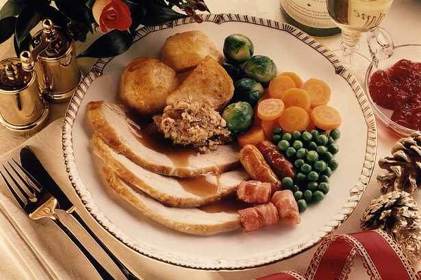 British Christmas Dinner  Places in Bristol taking bookings for Christmas Day lunch