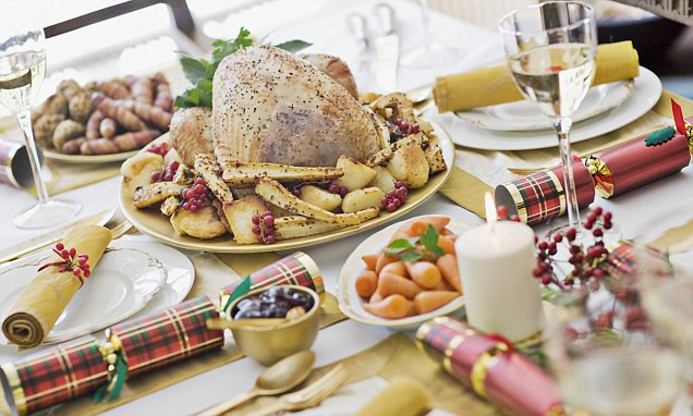 British Christmas Dinner  British Christmas dinner ranked unhealthiest in the whole