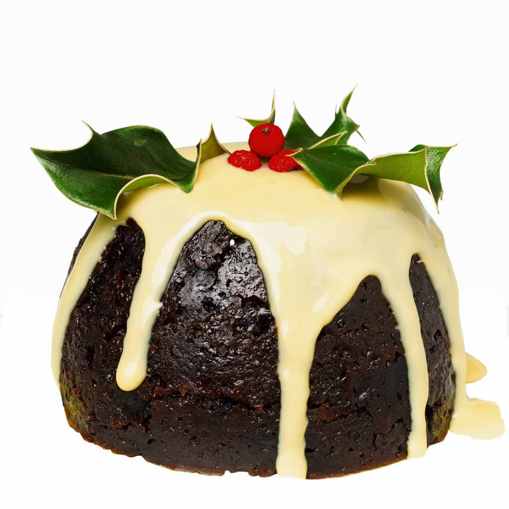 British Christmas Puddings  Christmas Pudding