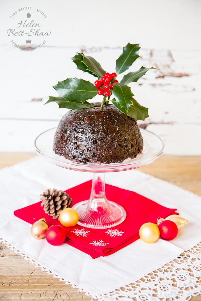 British Christmas Puddings  How to Make a Traditional British Christmas Pudding