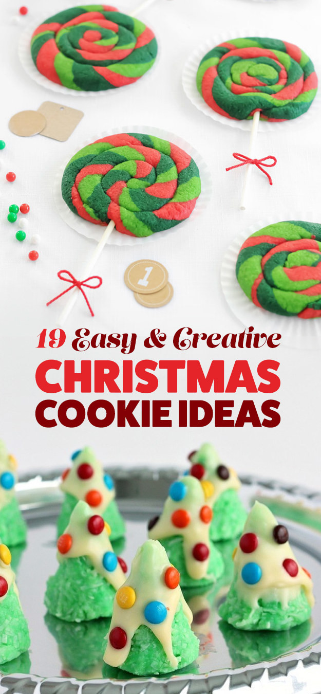Buzzfeed Christmas Cookies  19 Creative Christmas Cookie Ideas That Are Actually Easy