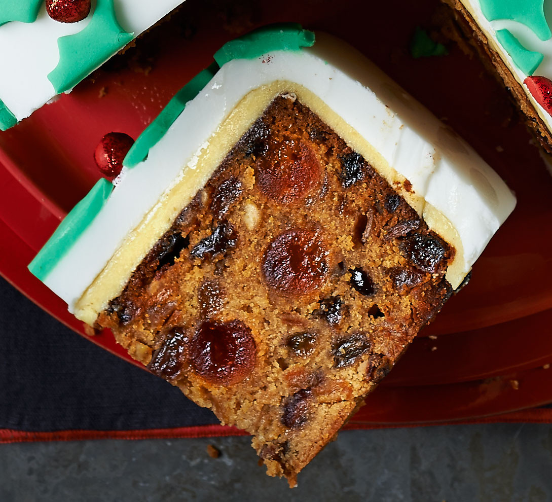 Cakes Recipes For Christmas  Suits all Christmas cake