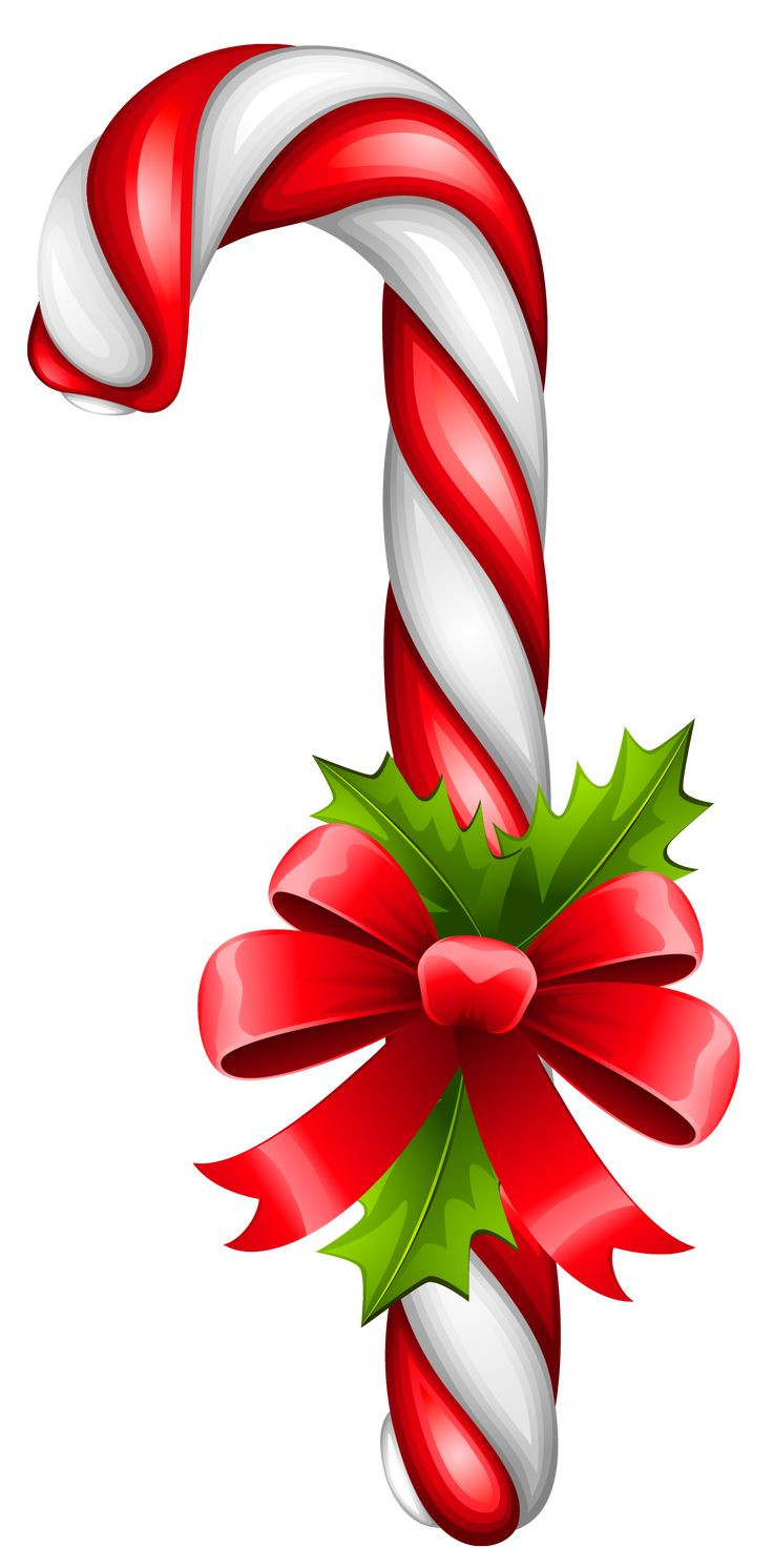 Candy Cane Christmas  Christmas Candy Cane Transparent PNG Clipart