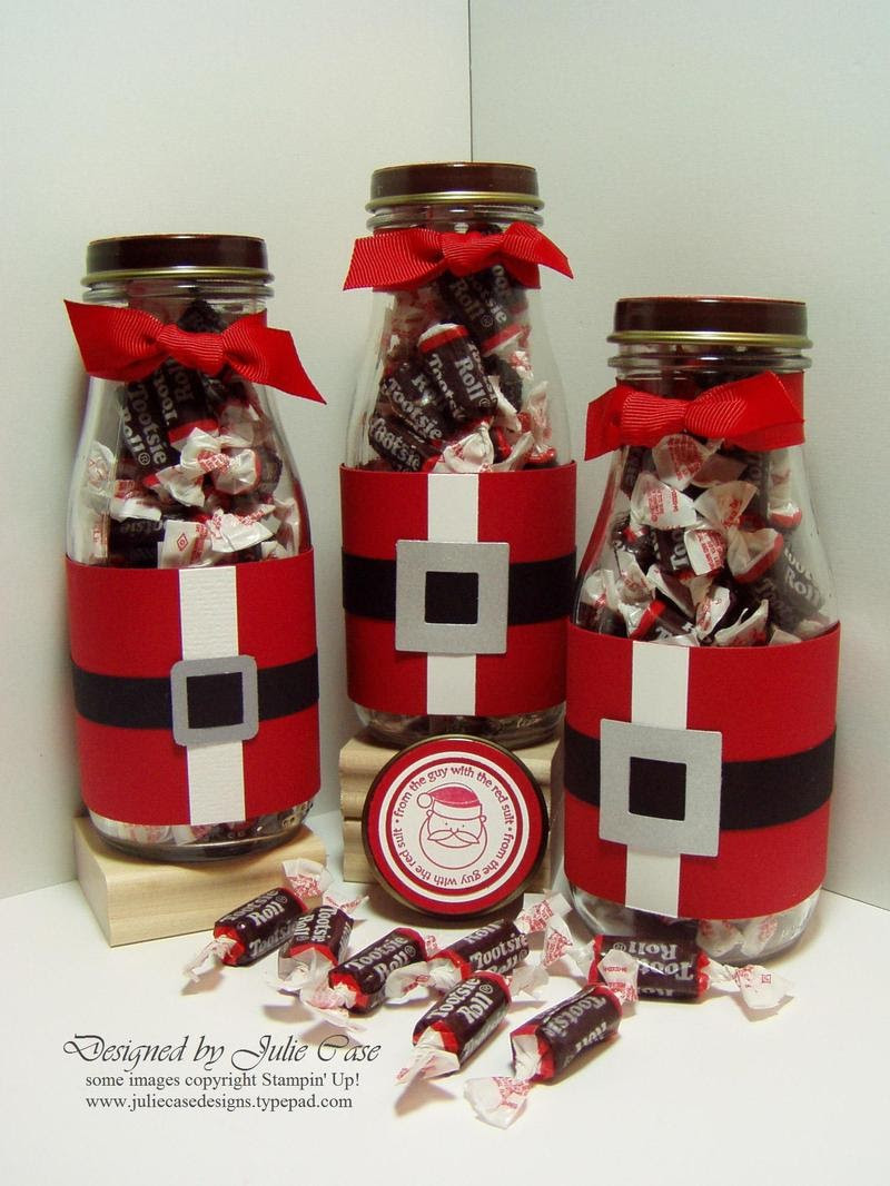 Candy Gifts For Christmas  Cute Food For Kids Santa s Belly Food Ideas