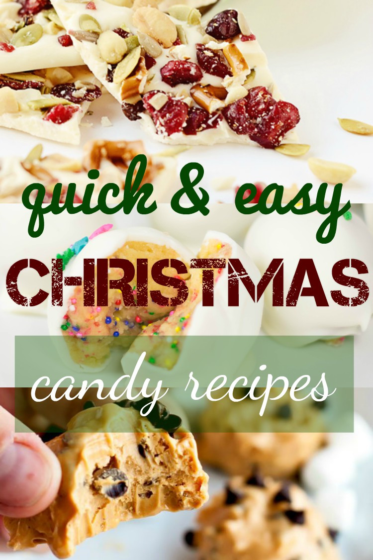 Candy Recipes For Christmas  Easy Christmas Candy Recipes That Will Inspire You