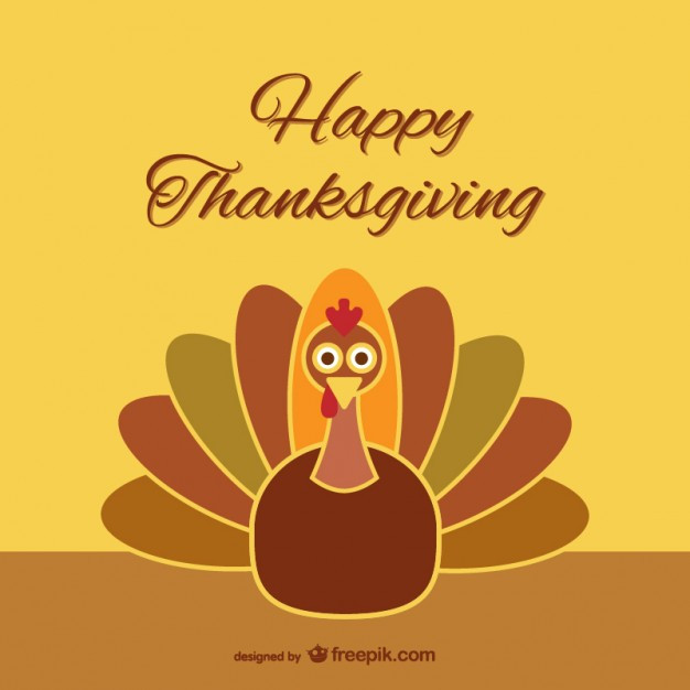 Cartoon Picture Of Turkey For Thanksgiving  Thanksgiving turkey cartoon Vector