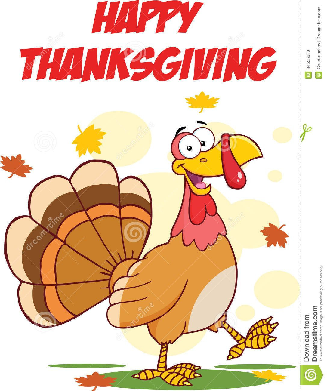 Cartoon Picture Of Turkey For Thanksgiving  Cartoon Thanksgiving Cartoon Thanksgiving