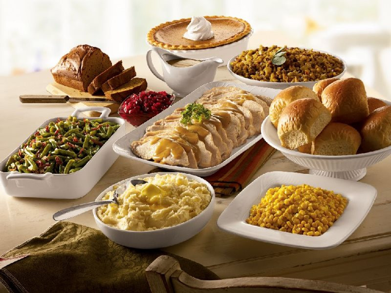 Catered Christmas Dinners  Catering and Meal Delivery Services Utahs Best Vacation