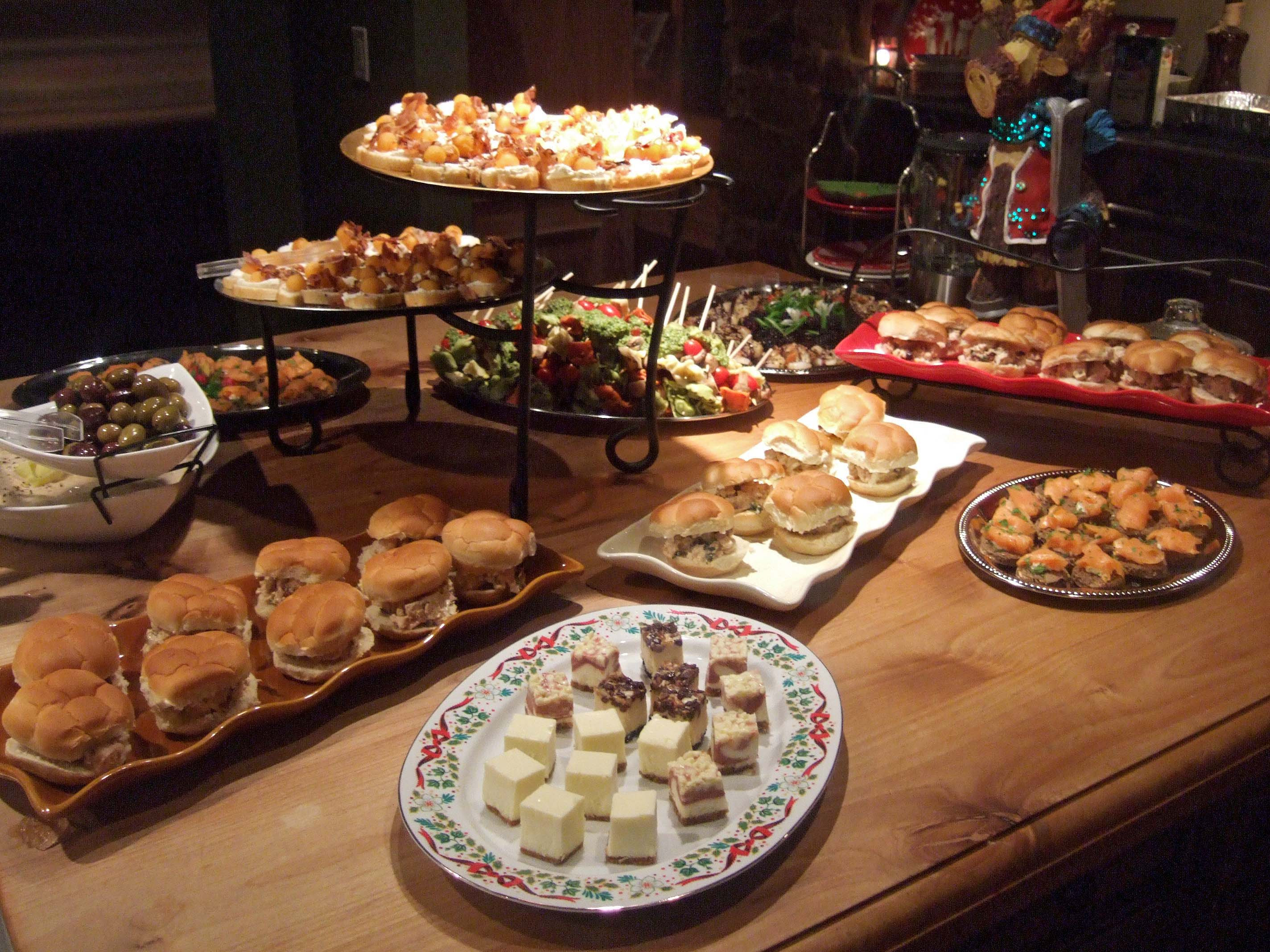 Catered Christmas Dinners  Ideas For A Smashing Christmas Party