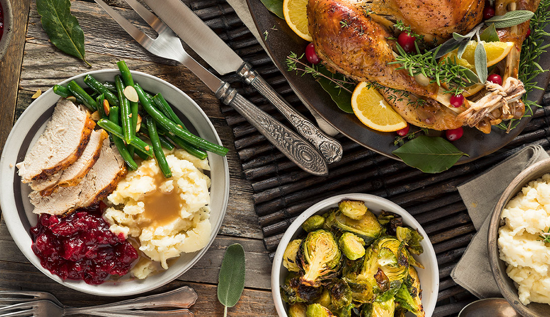 Catered Christmas Dinners  Thanksgiving Turkey Dinner Catering Toronto Holiday