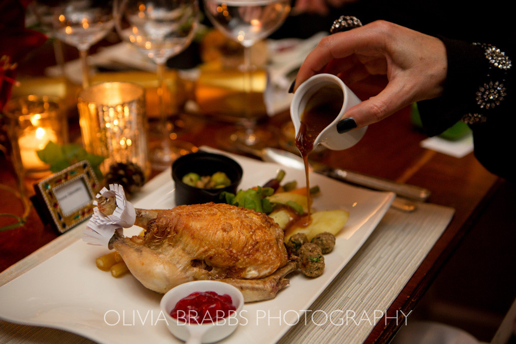 Catered Christmas Dinners  Dine Catering – Christmas Ambassadors' Dinner in Leeds