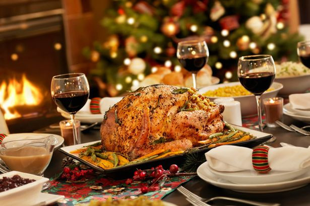 Catered Christmas Dinners  Christmas Day Restaurants in Manchester where you can