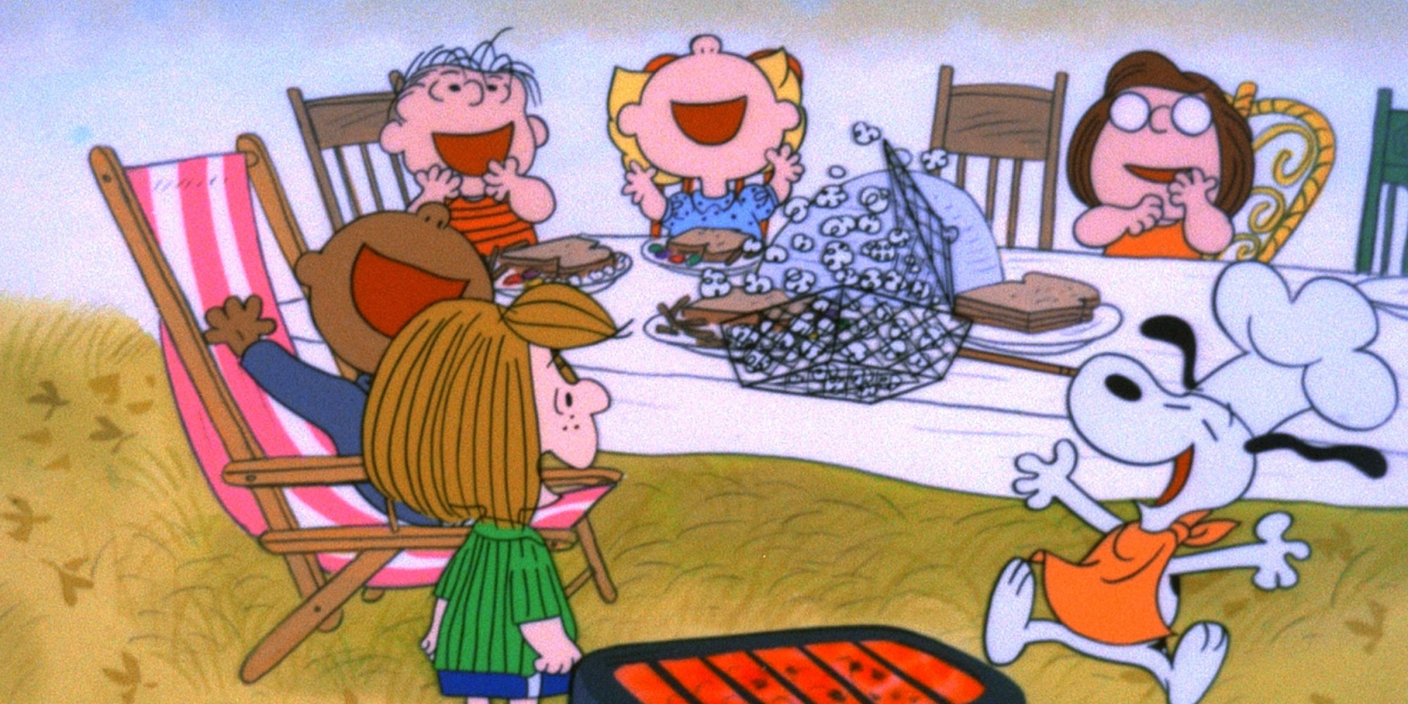 Charlie Brown Thanksgiving Dinner  5 Series We re Thankful For This Thanksgiving Holiday