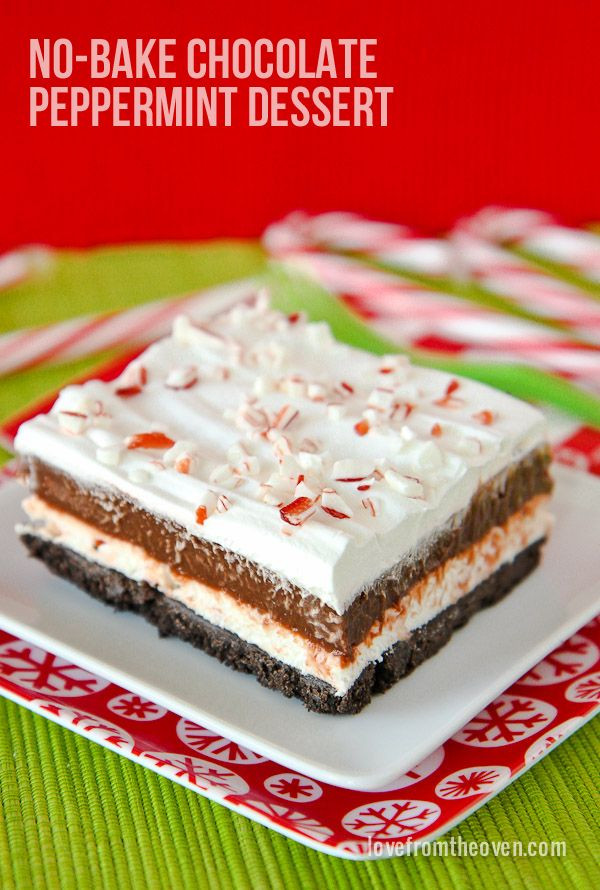 Chocolate Christmas Desserts Easy  69 best images about Home For The Holidays on Pinterest