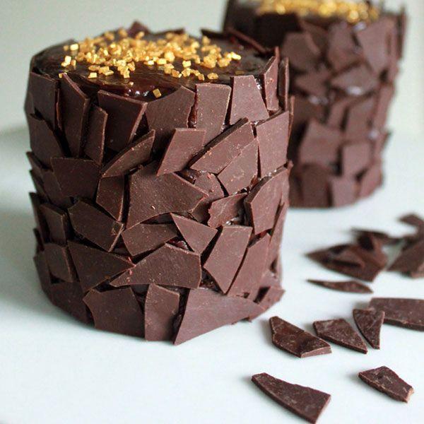 Chocolate Desserts For Thanksgiving  37 Mini Thanksgiving Desserts For When You Think You Have