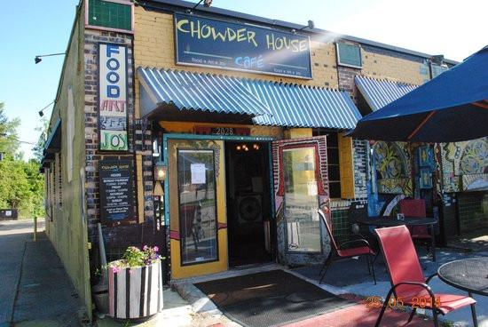 Chowder House Cuyahoga Falls  Chowder House Cafe Cuyahoga Falls Menu Prices