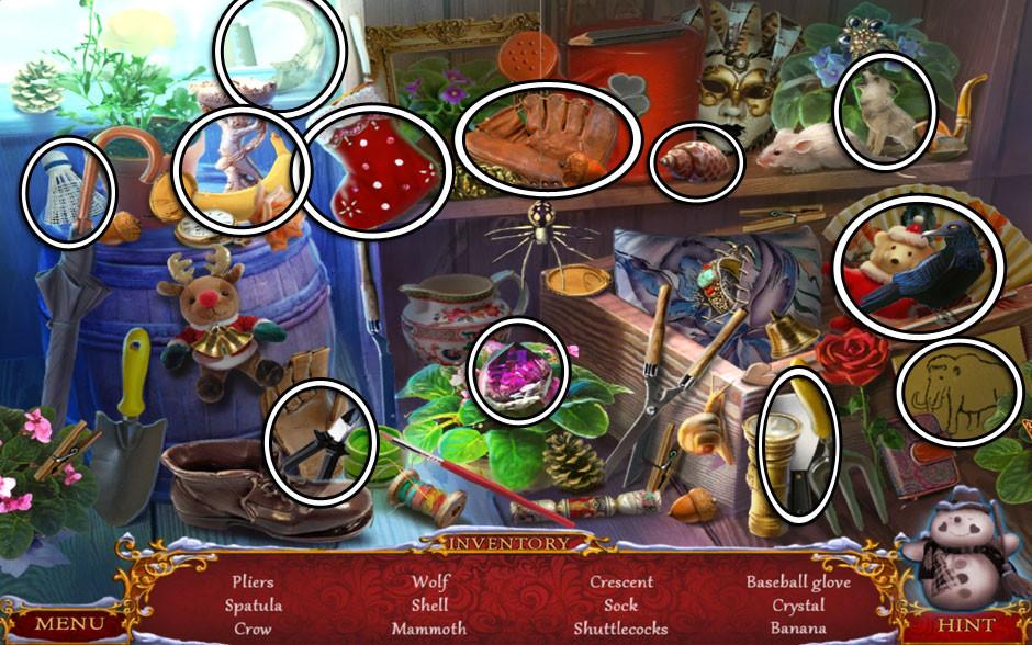 Christmas Adventure Candy Storm  Christmas Adventure – Candy Storm Walkthrough GameHouse