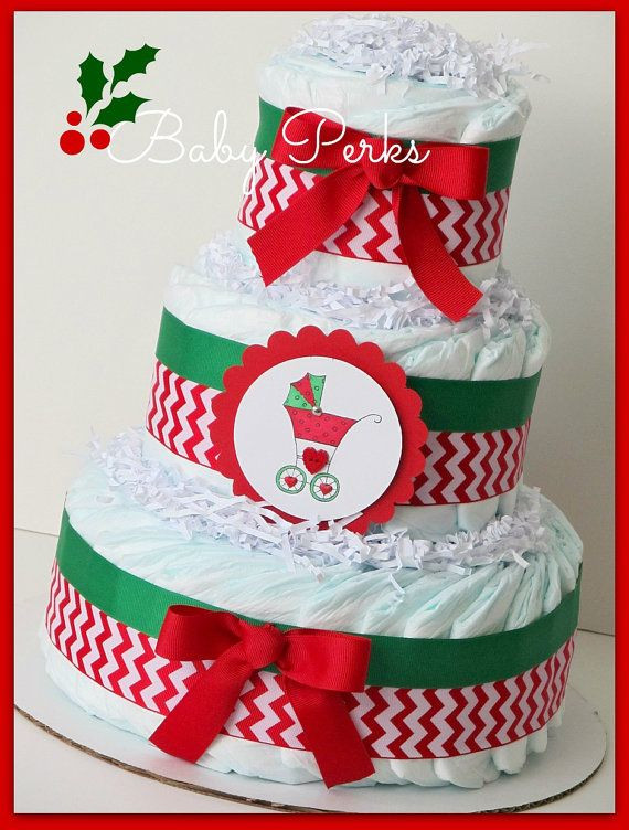 Christmas Baby Shower Cakes  1000 ideas about Baby Shower Cakes on Pinterest