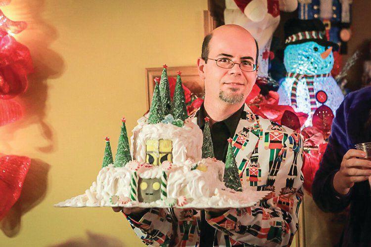 Christmas Baking Championship  Grayson man wins TV baking championship