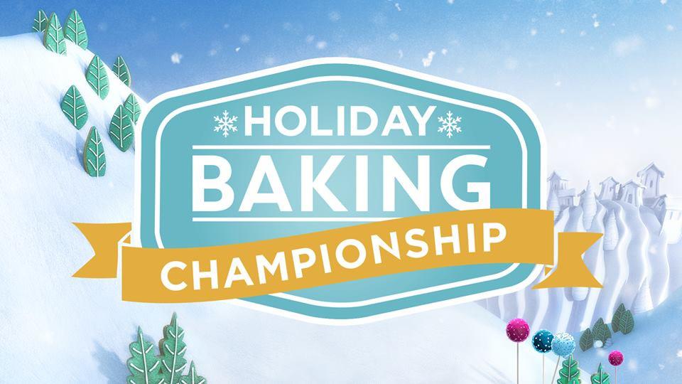 Christmas Baking Championship  Holiday Baking Championship The Heart Europe Cafe