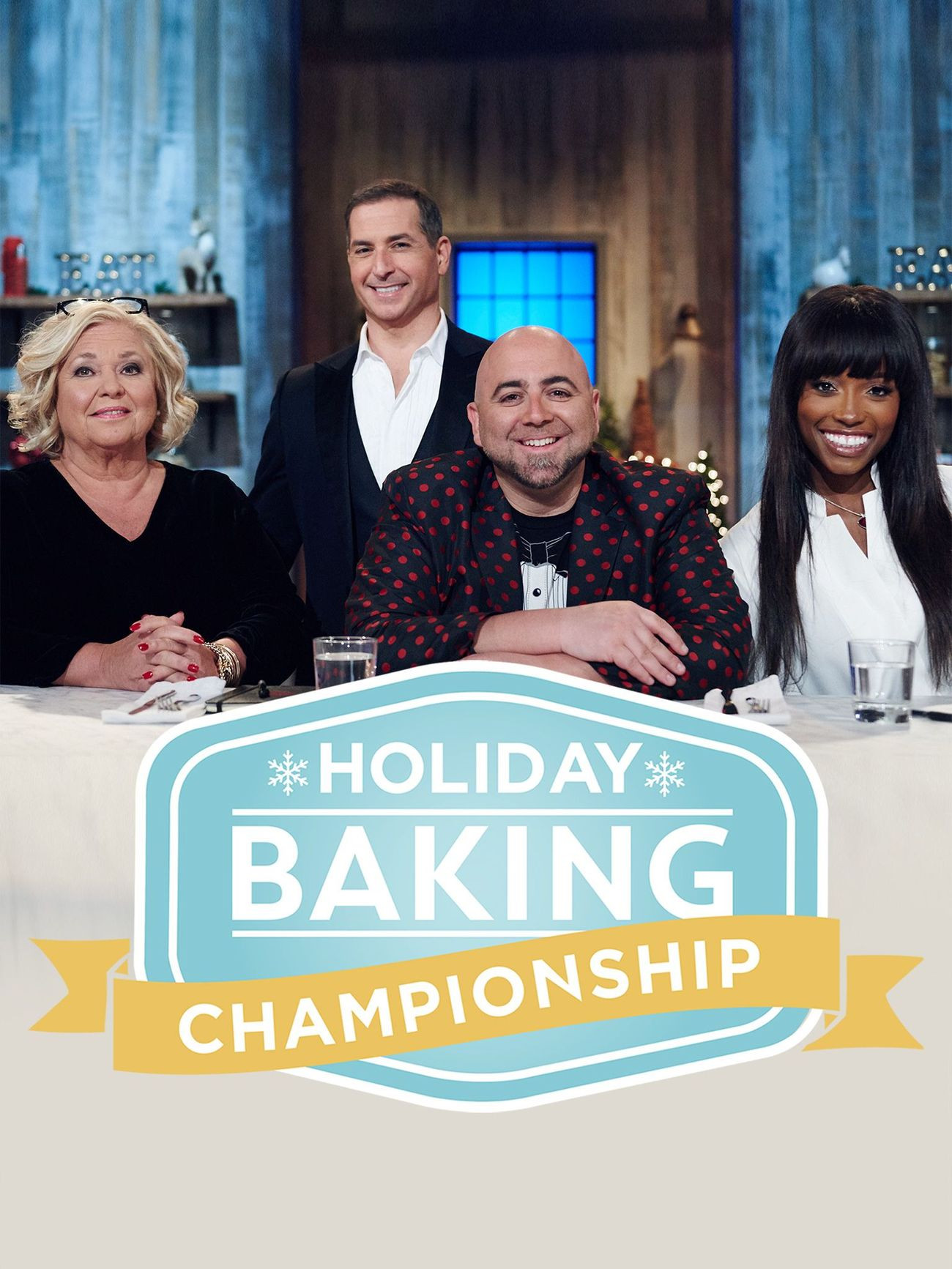 Christmas Baking Championship  Holiday Baking Championship TV Show News Videos Full