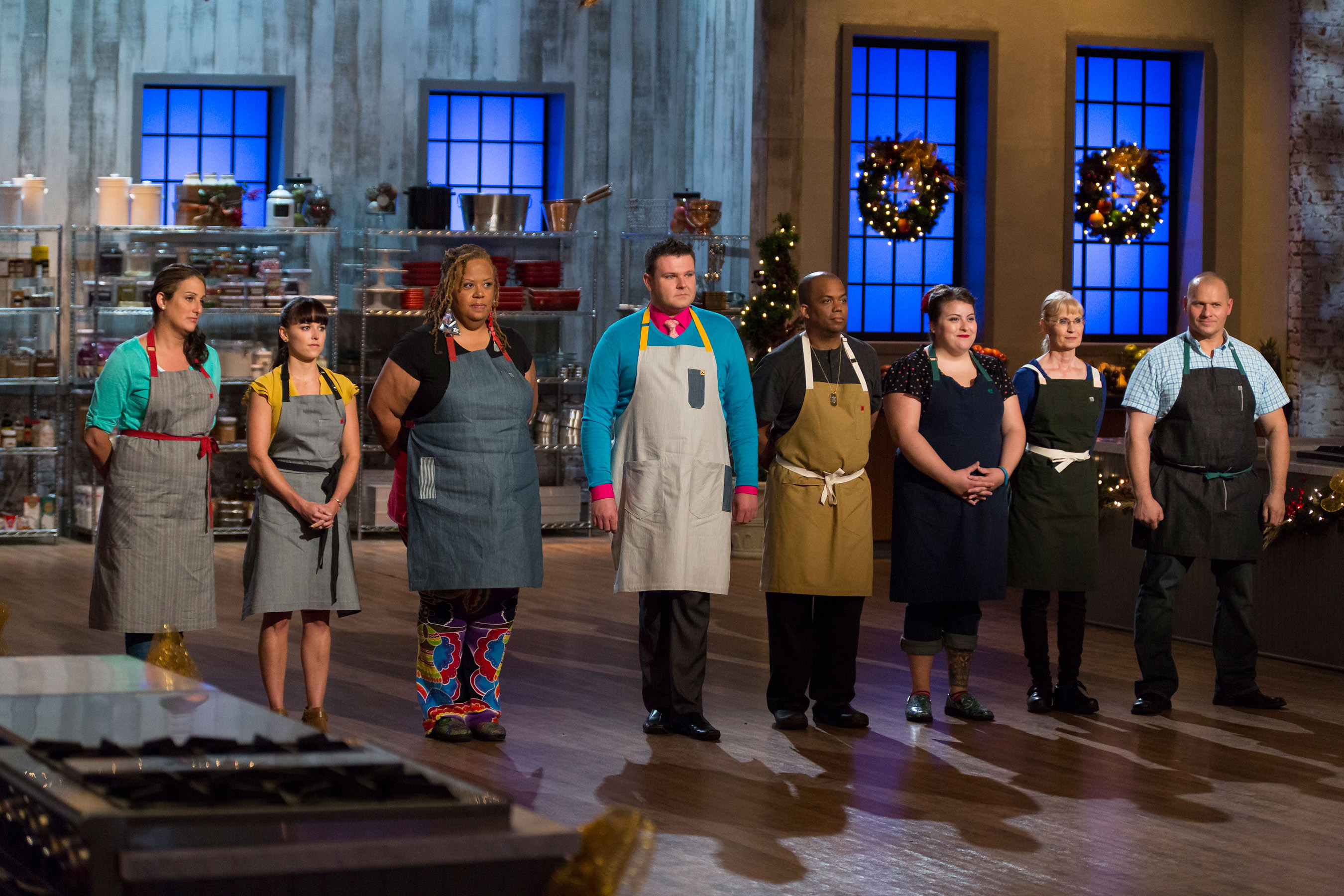 Christmas Baking Championship  HOLIDAYS AT FOOD NETWORK GET EVEN SWEETER WITH NEW SERIES