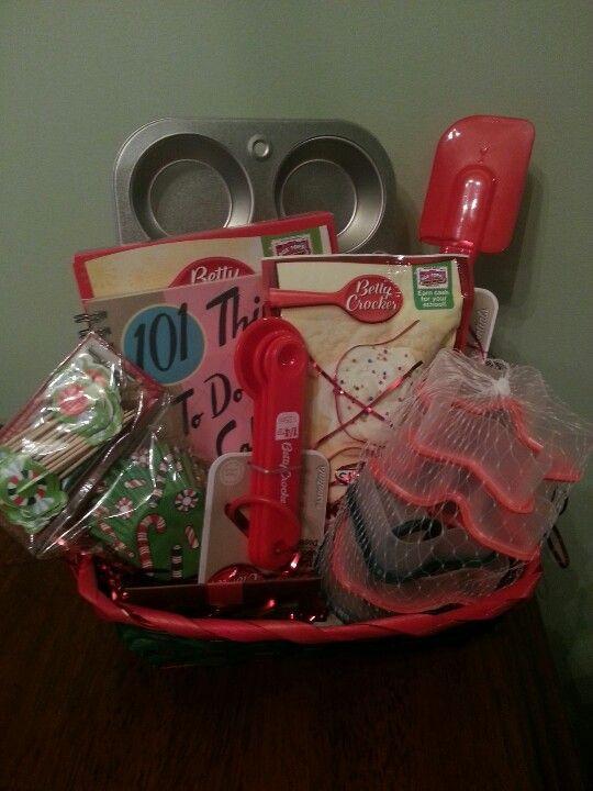 Christmas Baking Gift Ideas  17 Best ideas about Baking Gift Baskets on Pinterest