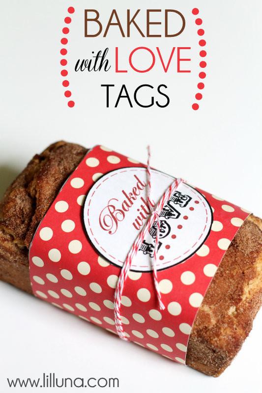 Christmas Baking Gifts  Easy Christmas Gift Ideas