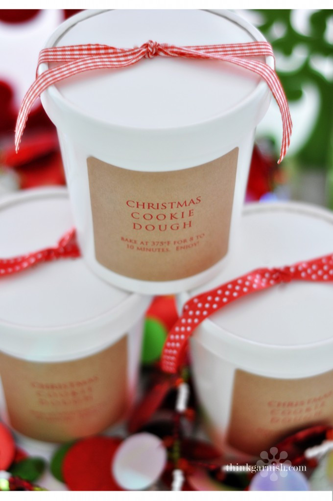 Christmas Baking Gifts  Too Stinkin Cute Day 12 Neighbor Gift Ideas