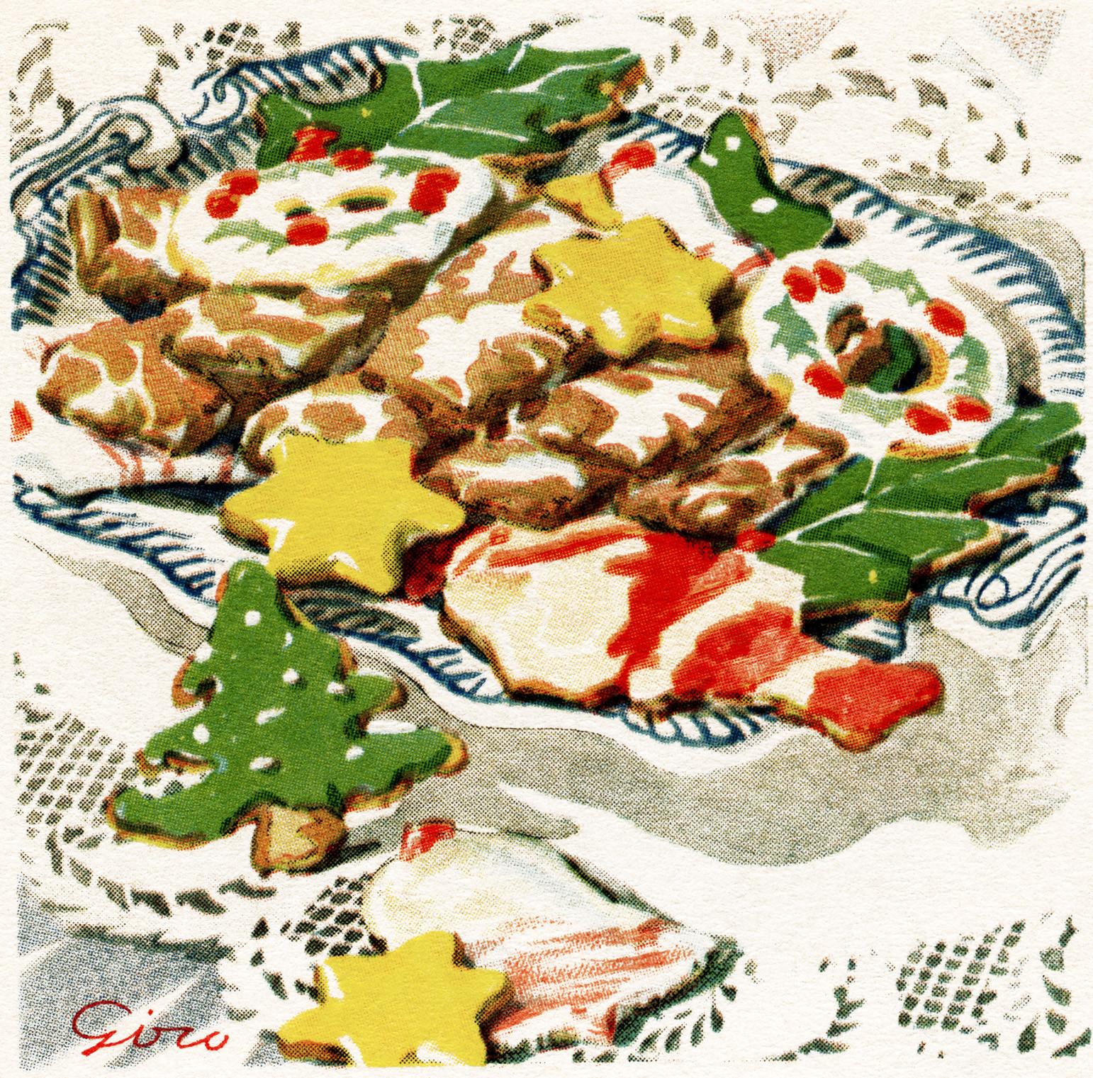 Christmas Baking Goods Recipes  Christmas Baking Recipes