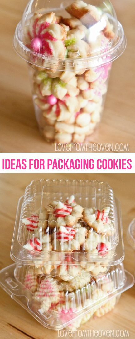 Christmas Baking Goods Recipes  Baked goods Packaging and Christmas cookies on Pinterest