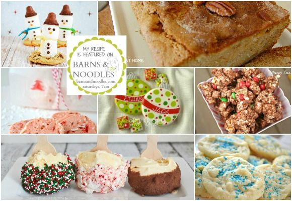 Christmas Baking Goods Recipes  62 best images about Baking Heaven on Pinterest