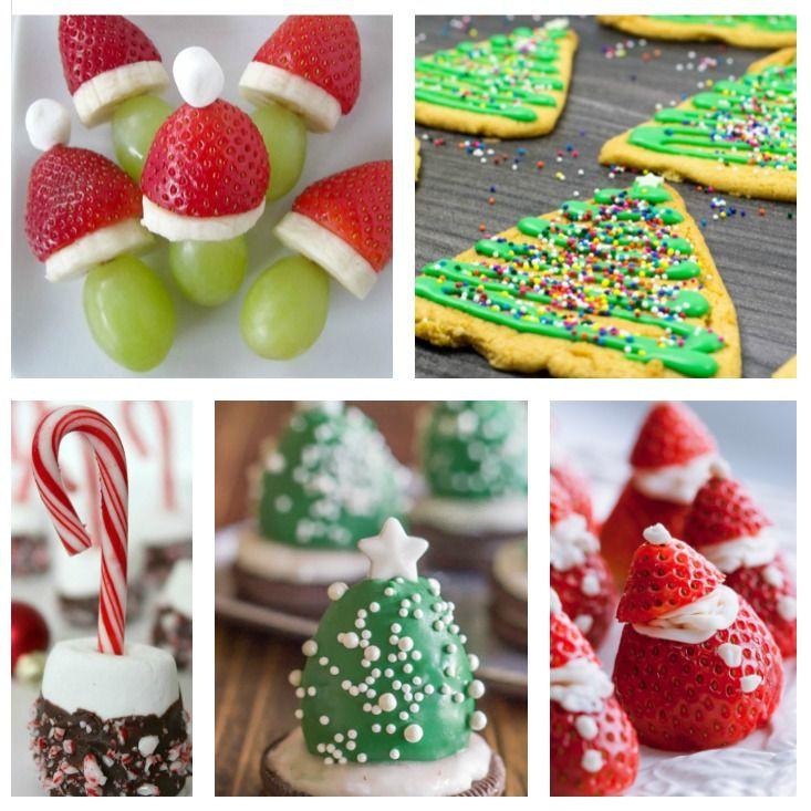 Christmas Baking Ideas For Kids  15 Fun Christmas Dessert Treats for Kids